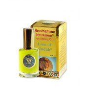 Blessing from Jerusalem Gold Anointing Oil Lion of Judah (12 ml)