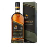 Milk & Honey Elements Peated Single Malt Israeli Whisky