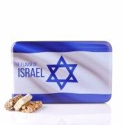 Nut Bars Tin Box Flag