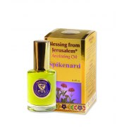 Blessing from Jerusalem Gold Anointing Oil Spikenard Fragrance (12 ml)