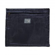 Yair Emanuel Tallit Bag with Blue Embroidery Squares