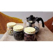 Tea Pot and Fruit Infusions Gift Baskets