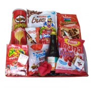 Cute and Clowny Mishloach Manot Gift Basket