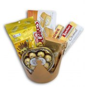Fit for King Gift Basket