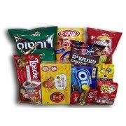 Strictly Kosher Shushan Purim Snacks Basket