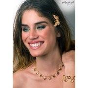Adina Plastelina - Nature Necklace (Silver)