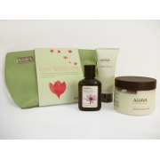 AHAVA Gift Bag Love Blossoms Personal Spa Experience