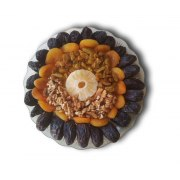 Assorted Dried Fruits and Nuts Platter