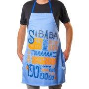 Jewish Apron Sababa Slang