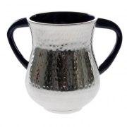 Blue Handles Aluminum Elegant Washing Cup