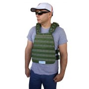 Bullet Proof Plate Carrier Level III and IV