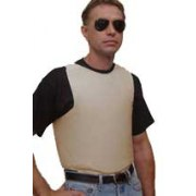 Concealed Lightweight Goldflex Bulletproof Vest, Level IIIA