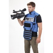Bullet Proof Vest PRESS Model Level IIIA