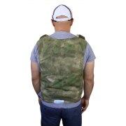 Bullet Proof Vest Super Light Super Thin  Level III-A  BACK