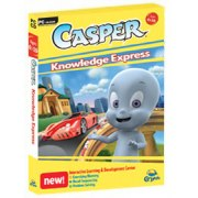 Casper The Friendly Ghost Kids' Educational Computer Game, Compedia