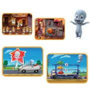 Casper The Friendly Ghost Kids' Educational Computer Game, Compedia