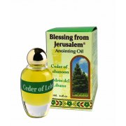 Blessing from Jerusalem Anointing Oil Cedar of Lebanon (12 ml)