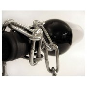 Buy Chain Link Wine Bottle Holder, Peleg Designs at Israel Catalog