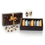 Chocolate Cylinders Gift Basket