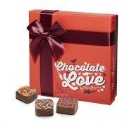 9 BONBONS CHOCOLATE LOVE