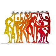 Dancers Design Hanukkah Menorah - Side B