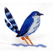 David Gerstein - Jaffa Bird  - Israeli Art