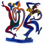 David Gerstein - Swingers - Israeli Art