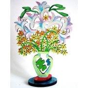 David Gerstein - Wild Flowers - Israeli Art