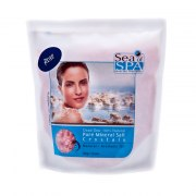 Dead Sea Mineral Bath Salts by Sea of Spa, 600g Packet