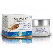 Dead Sea Minerals and Omega 3-6-9 Cream