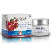 Dead Sea Minerals and Pomegranate Cream