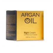 Dead Sea Spa Cosmetics Argan Oil Night Cream