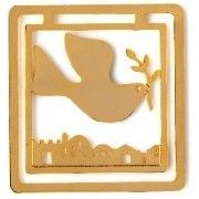 Dove of Peace, Bookmark