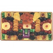 Dried Fruit Mix Crate-Kosher Gift Basket  (USA & Canada)