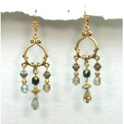 Edita - Emanuelle - Handcrafted Israeli Earrings