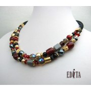 Edita - Get Ready - Handcrafted Israeli Necklace