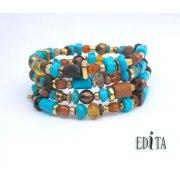 Edita - Glory - Handcrafted Israeli Bracelet