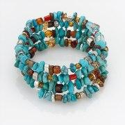 Edita - Indian Summer - Handcrafted Israeli Bracelet