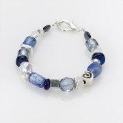 Edita - Mediterranean Breeze - Handcrafted Israeli Bracelet