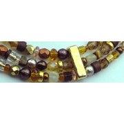 Edita - Queen of Sheba - Handcrafted Israeli Necklace