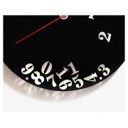 Laser-cut Wall Clock by Peleg Designs