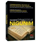 Favorite Synagogue Nigunim- Jewish Prayer Music CD 2010