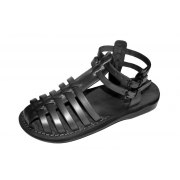 Fisherman Style Double Ankle strap Leather Biblical Sandals