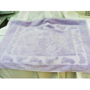 Footprint Towel Bathmat from Pinat Eden