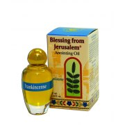 Blessing from Jerusalem Anointing Oil Frankincense Fragrance (12 ml)
