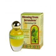 Blessing from Jerusalem Anointing Oil Frankincense and Jasmin (12 ml)