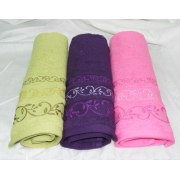 FREE Embroidered Thick Baby Towels Personalized by Pinat Eden