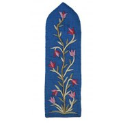 FREE Yair Emanuel Embroided Bookmark - Floral
