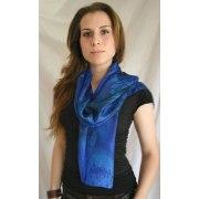 Galilee Silk - Silk Scarf 59' x 17'