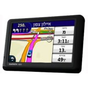 Garmin nuvi 1410 Handheld GPS with Israel Maps (Hebrew/English)
